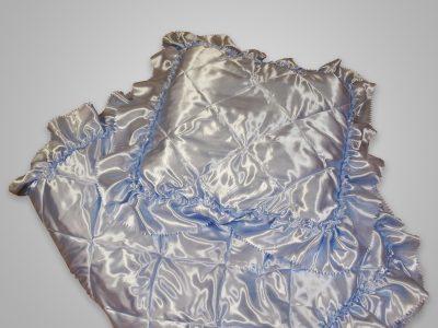 Комплект в гроб (подушка и покрывало)