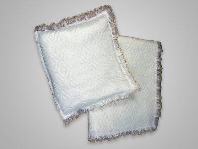 Комплект из стеганой ткани