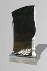 Памятник «Свеча/лавр»